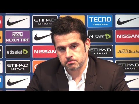 Manchester City 3-1 Watford - Marco Silva Post Match Press Conference - Premier League #MCIWAT