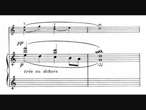 Erik Satie, Choses vues à droite et à gauche (sans lunettes) - I. Choral hypocrite (1914)