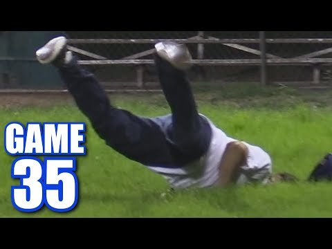 FULL SCORPION! | On-Season Softball League | Game 35