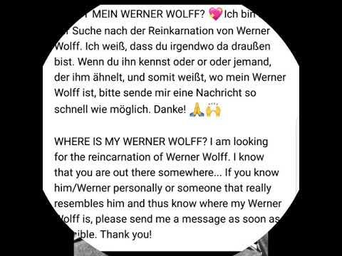 Where is my Werner Wolff ?