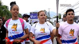 Videoclip Antorcha Juegos Nacionales 2018 Recorrido Bonao