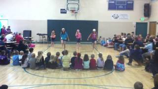 "KTL Talent Show 2013- Dance to ""Ready or Not"" by Britt Nicole"