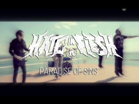 HATE IN FLESH - Paradise Of Sins