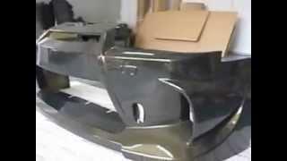 видео Тюнинг бампера ваз 2112