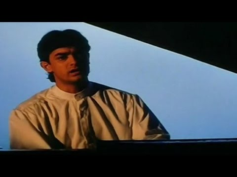 Dil mera churaya kyun | Sung by Amit - Karaoke Kumar Sanu | Aamir Khan | Why did you break my heart