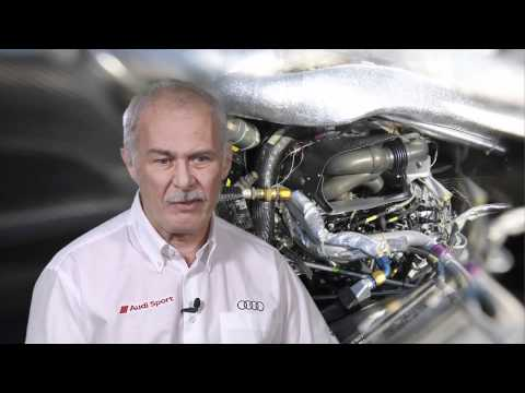 Audi R18 TDI - Le Mans 2011 - Interview with Ulrich Baretzky (Head of Engine Technology)