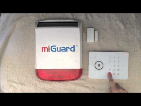Why You Should Not Buy A Response / Chuango MiGuard G5 Burglar Alarm Part 2