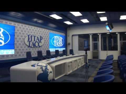 Sala de prensa de ITAR TASS