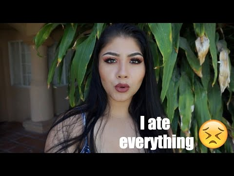 CHEAT DAY// MY STRUGGLE WITH BINGE EATING