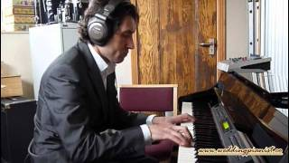 Unchained melody piano instrumental performed by Antoine Robinson (www.weddingpianist.co)