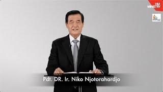 Pdt. DR. Ir. Niko Njotorahardjo - Ibadah Kenaikan Tuhan YESUS