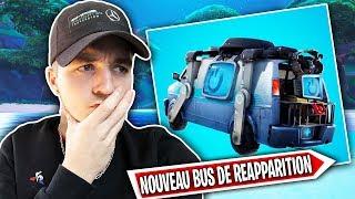 🔴 [EN DIRECT] LE NOUVEAU BUS DE RÉAPPARITION EST INCROYABLE SUR FORTNITE !!