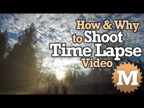 How and Why to Shoot TIME LAPSE video | SJCAM & Action Cameras
