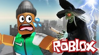 SURVIVE THE WIZARD ATTACK! | Roblox Wizard Tycoon 2