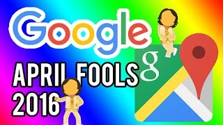 Funky Town: Google Maps April Fools 2016 [Android] Free HD Video
