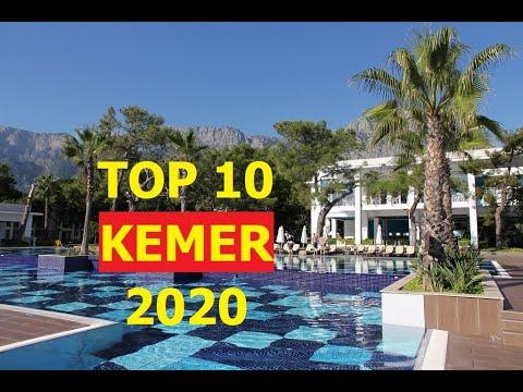 TOP 10 BEST 5 STAR HOTELS KEMER TURKEY 2020