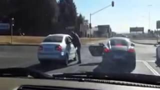 Porche driver behaving BADLY