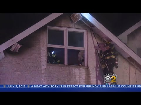 11-Year-Old Girl Calls 911 When Neighbor's Home Catches Fire