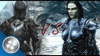 Skyrim (Dragonborn): Como Achar e Matar o Ebony Warrior!