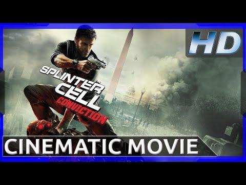 Splinter Cell: Conviction - Cinematic Movie HD