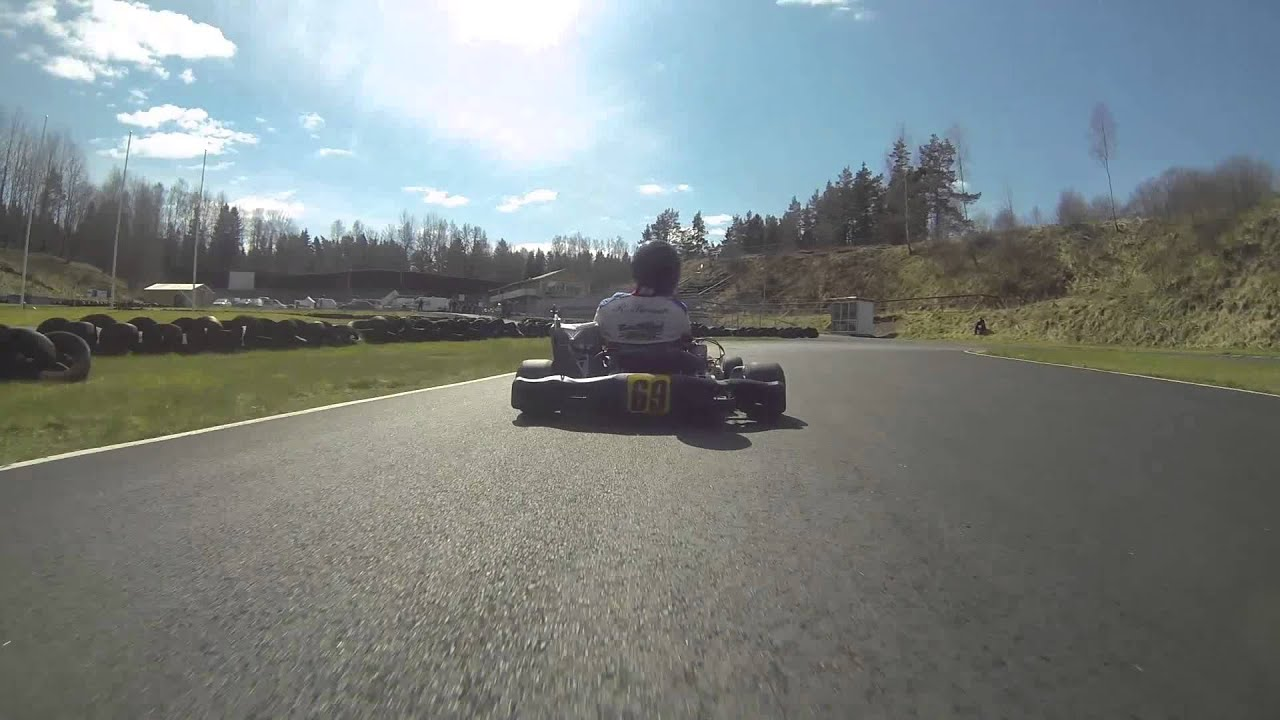 kart jønkøping GoPro Jönköping Tony Kart Rotax Max EVO Test 2015 04 18   YouTube kart jønkøping