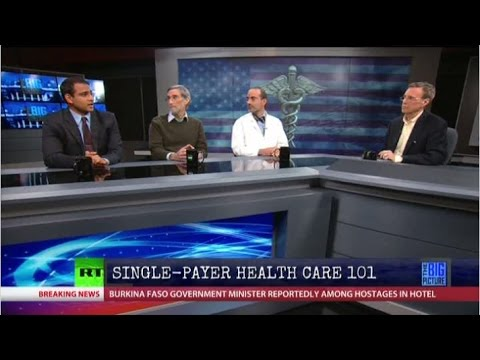 Single Payer Showdown P1 - The Cost Of Single Payer Health Care