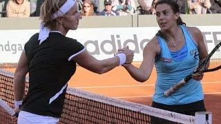 Marion Bartoli vs Svetlana Kuznetsova 2011 RG Highlights