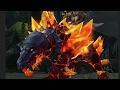 Flame saber mount event - SIP THAT MILK!