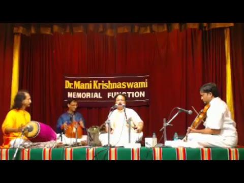 Parivadini LIVE-  T.K.Ramachandran for Dr. Mani Krishnaswami Foundation