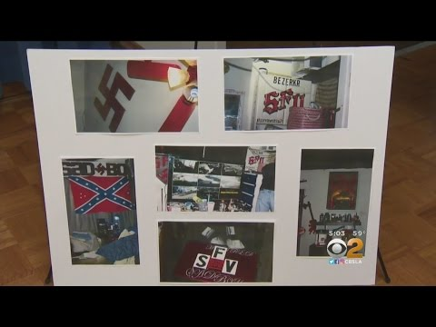 LA City Attorney Targets Alleged White Supremacist Gang Hangouts In San Fernando Valley