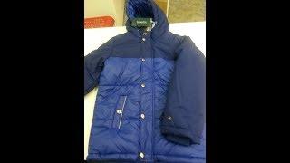 Фаберлик.Коллекция NOCTURNE.Обзор утепленной куртки для мальчика.????
