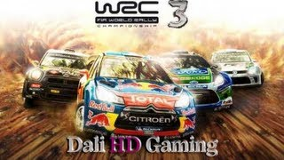 WRC 3 Monte Carlo PC Gameplay HD 1440p