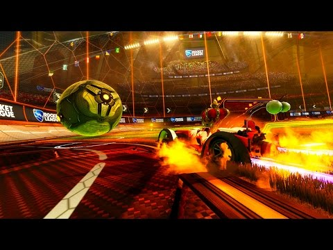 "ROCKET LEAGUE #1: ""FIRST MATCH: VS PRESTON!"""