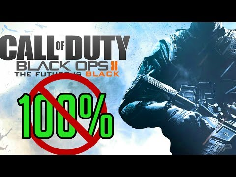Black Ops 2 Is Now IMPOSSIBLE To 100% Complete... (