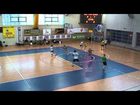 Europa Cup 2012 11th place game: Ankara University Club - FJEP Bonson