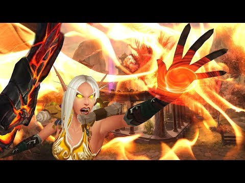 WoW BfA PvP   Feuer Magier Commentary   Ony