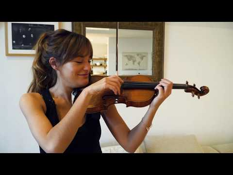 'With Nicky'- Back To More Basics - Right Hand Bow Distribution