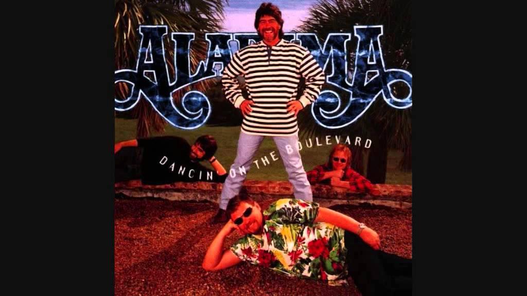 Alabama - Dancin', Shaggin' On The Boulevard - YouTube