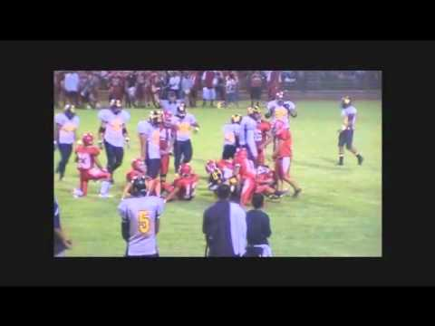 Victor Moananu RB#33 2010 Highlights