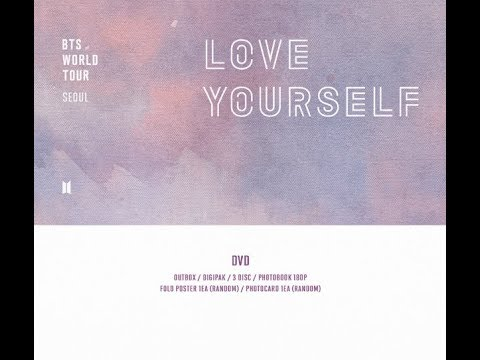 Bts world tour love yourself new york dvd link