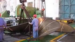 MMG Propeller 1700 TEU Container Ship