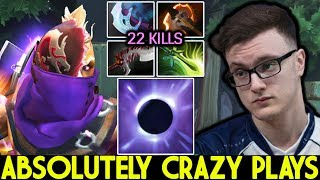 MIRACLE [Anti Mage] Absolutely Crazy Plays Hard Counter Storm 7.24 Dota 2
