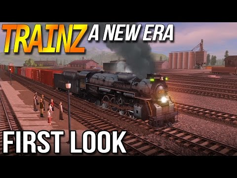 Trainz: A New Era - First Look