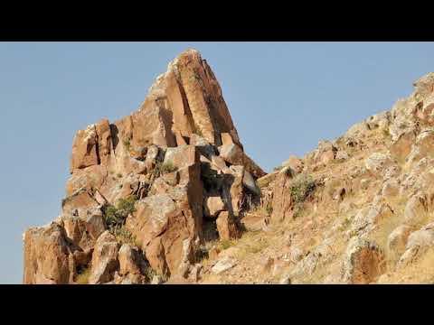 Ancient Hartapu and Burunkaya Hittites Monuments
