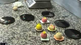 Neri Kiri. Las pastas de té japonesas. Takashi Ochiai