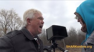 Hunt Club Owner Loses It Over a Drone