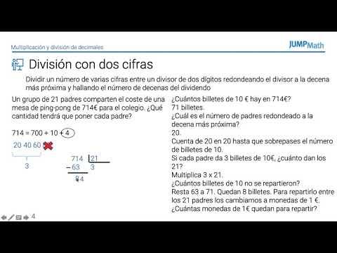 5. Unidad 4. Multiplicacion y division de decimales II