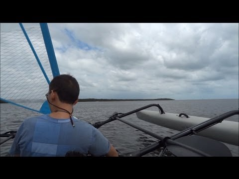 Hobie TI Trimaran Sailing in Key Largo Until...
