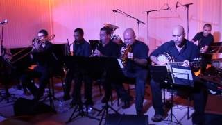 Black&White Dixieland Jazz Band/Funchal/Madeira/Scat Music Club-Outubro 2013