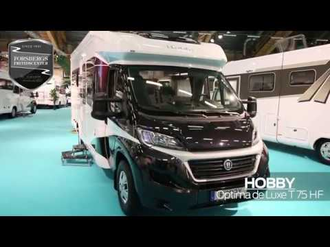 Hobby Optima T 75 HF - YouTube